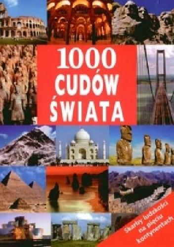 Okładka książki 1000 cudów świata