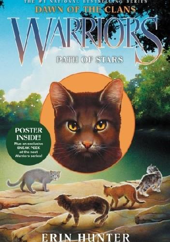 Okładka książki Warriors: Dawn of the Clans #6: Path of Stars