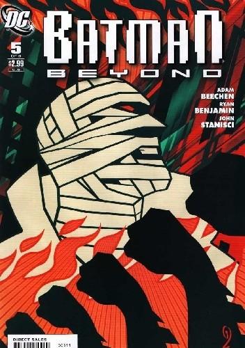 Okładka książki Batman Beyond #5