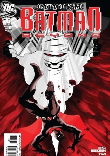 Okładka książki Batman Beyond #6