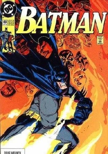 Okładka książki Batman #484