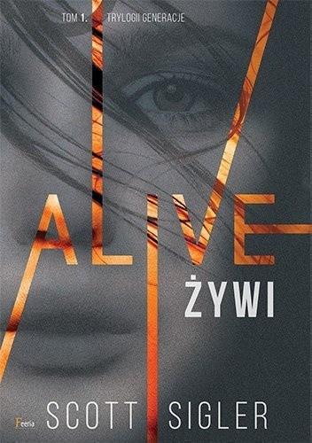 Okładka książki Alive. Żywi
