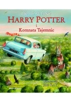 Harry Potter i Komnata Tajemnic (wydanie ilustrowane)