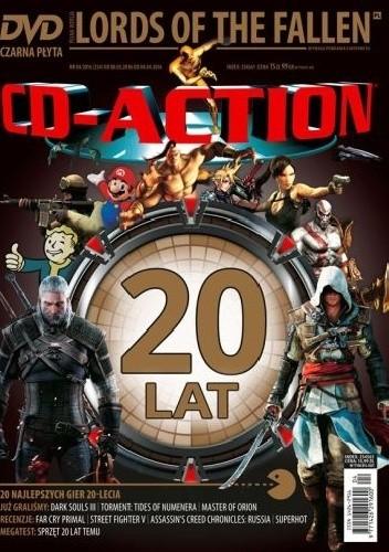 Okładka książki CD-Action 04/2016