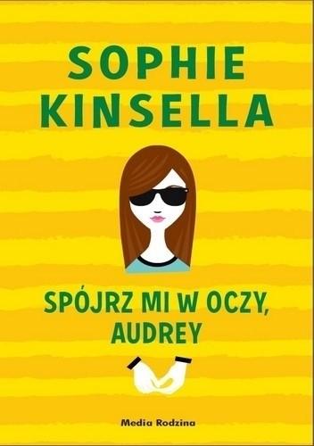 Okładka książki Spójrz mi w oczy, Audrey