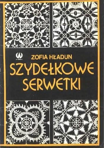 Okładka książki Szydełkowe serwetki