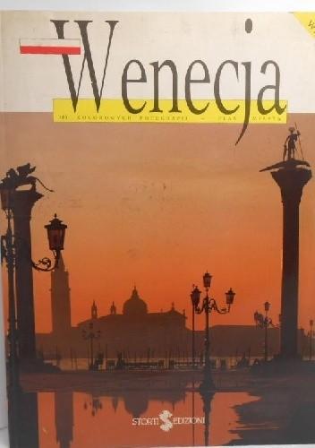 Okładka książki Wenecja. 100 kolorowych fotografii - Plan miasta