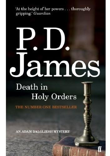 Okładka książki Death in Holy Orders