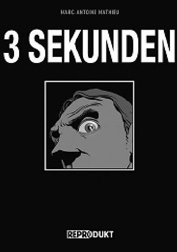 Okładka książki 3 sekunden