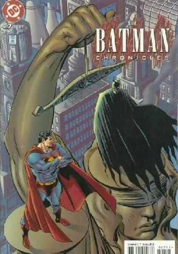 Okładka książki The Batman Chronicles #7