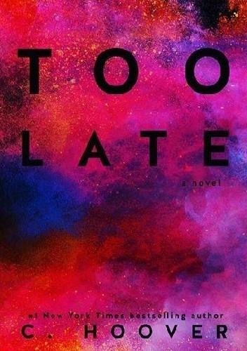 Okładka książki Too Late