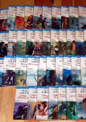 Okładka książki Saga o Ludziach Lodu