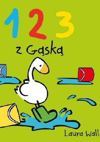 Okładka książki 1 2 3 z Gąską