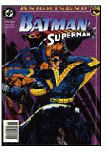 Okładka książki BATMAN & SUPERMAN #2 (84)