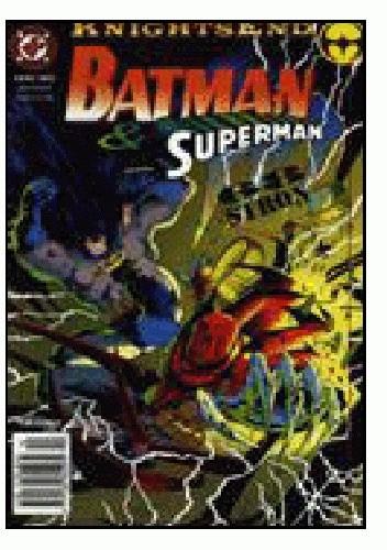 Okładka książki BATMAN & SUPERMAN #3 (85)