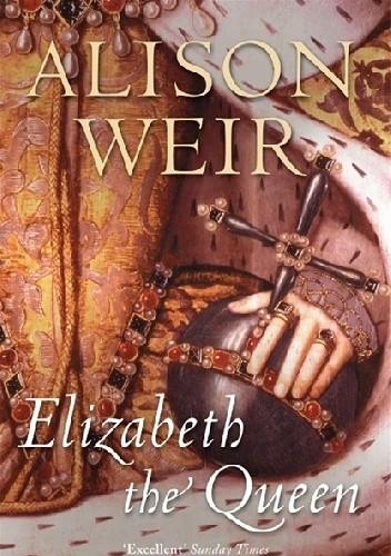 Okładka książki Elizabeth, The Queen