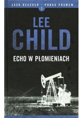 Okładka książki Echo w płomieniach