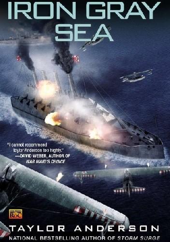 Okładka książki Destroyermen: Iron Gray Sea