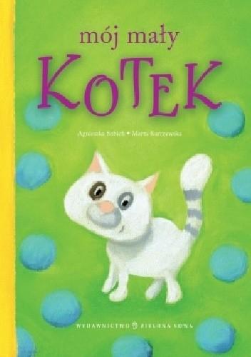 Okładka książki Mój mały kotek