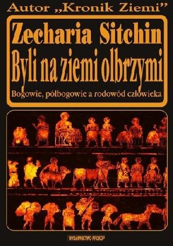 Okładka książki Byli na ziemi olbrzymi