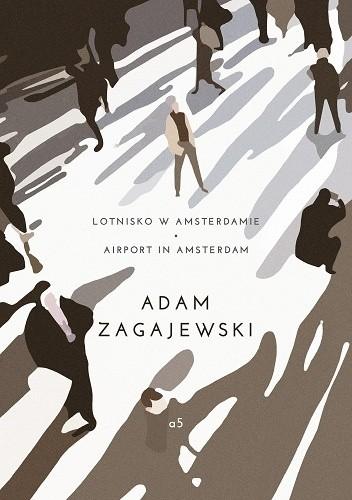 Okładka książki Lotnisko w Amsterdamie / Airport in Amsterdam