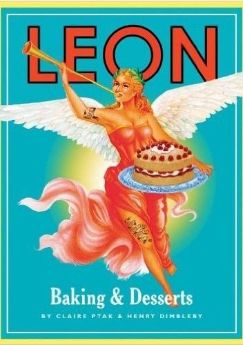 Okładka książki LEON; Baking & Desserts