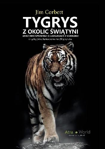 Okładka książki Tygrys z okolic świątyni