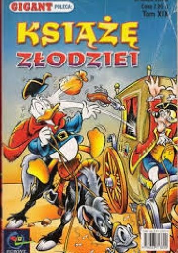 Okładka książki Gigant 7/2002: Książe Złodziei
