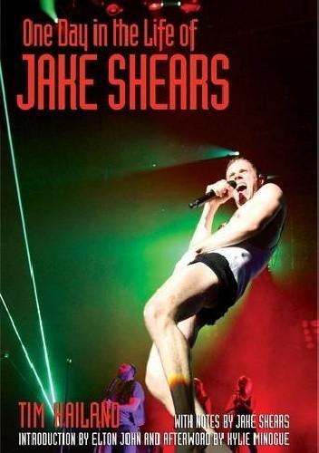 Okładka książki One Day in the Life of Jake Shears