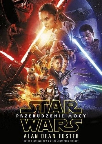 Okładka książki Star Wars Przebudzenie mocy