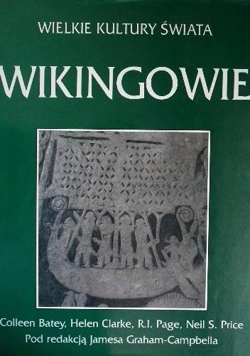 Okładka książki Wikingowie