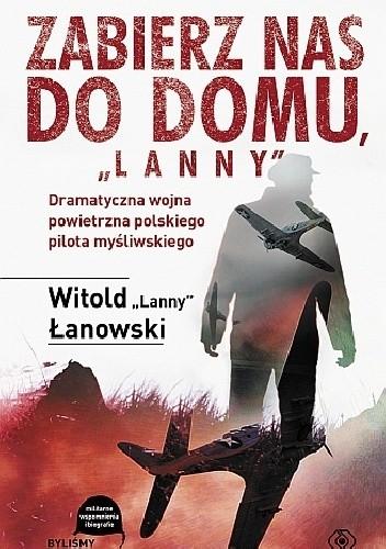 """Okładka książki Zabierz nas do domu, """"Lanny"""""""