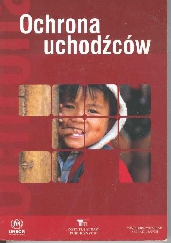 Okładka książki Ochrona uchodźców