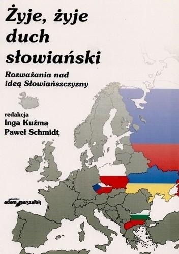 Okładka książki Żyje, żyje duch słowiański