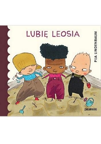 Okładka książki Lubię Leosia
