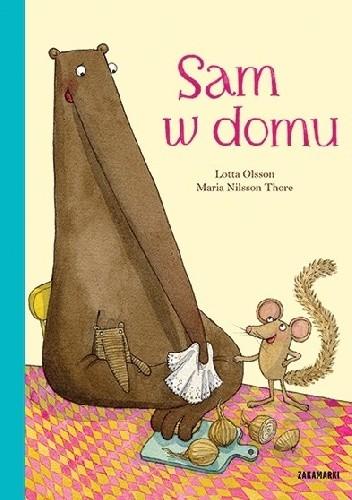 Okładka książki Sam w domu