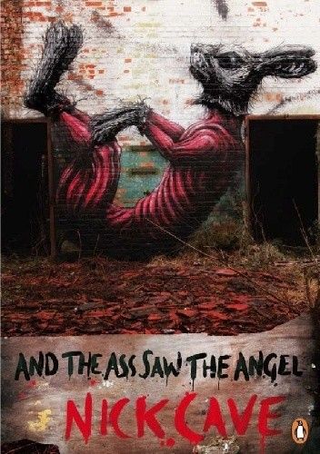 Okładka książki And The Ass Saw The Angel