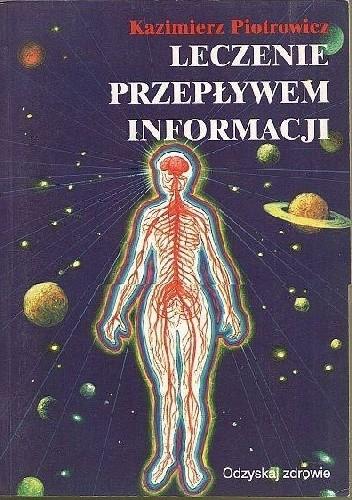 Okładka książki Leczenie przepływem informacji