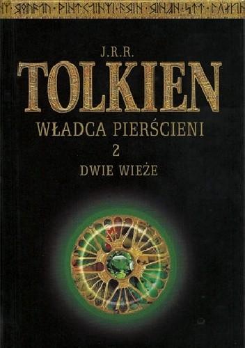 Okładka książki Władca Pierścieni: Dwie Wieże