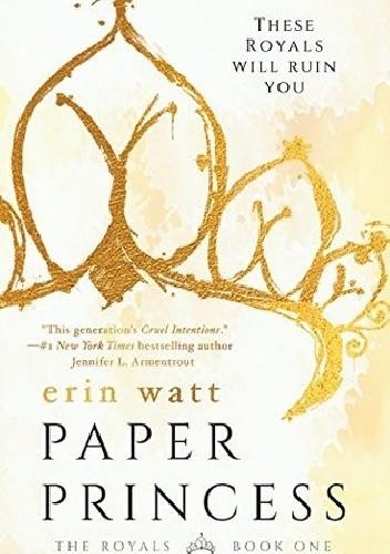 Okładka książki Paper Princess