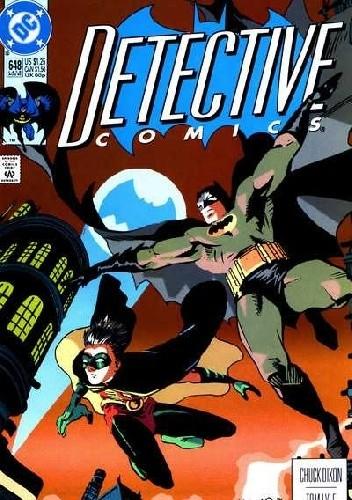 Okładka książki Batman - Detective Comics #648