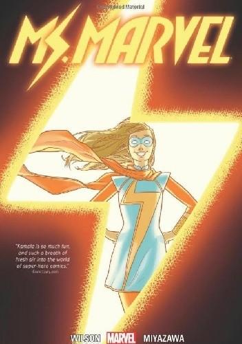 Okładka książki Ms. Marvel Vol. 2 (#12 - 19)