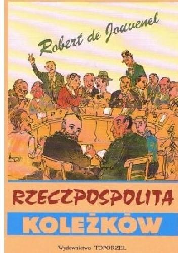 Okładka książki Rzeczpospolita koleżków