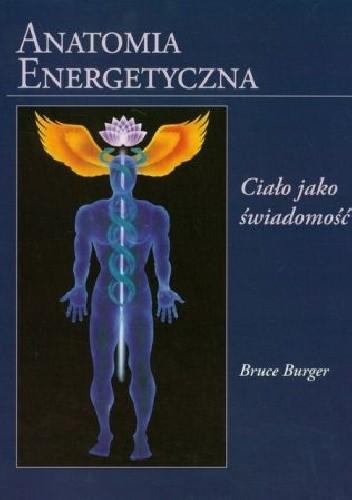 Okładka książki Anatomia energetyczna