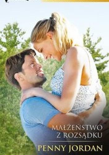 Okładka książki Małżeństwo z rozsądku