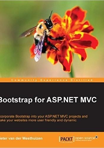 Okładka książki Bootstrap for ASP.NET MVC