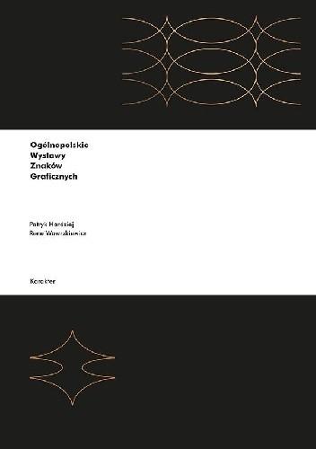 Okładka książki Ogólnopolskie Wystawy Znaków Graficznych