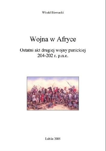 Okładka książki Biernacki Witold - Wojna w Afryce