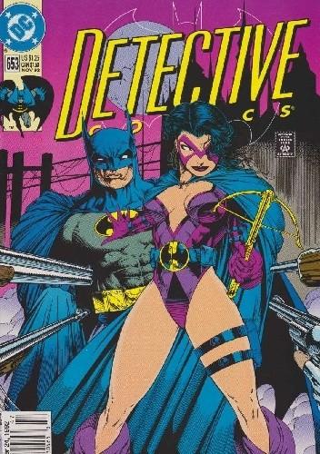 Okładka książki Detective Comics #653