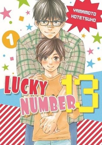 Okładka książki Lucky Number 13 tom 1